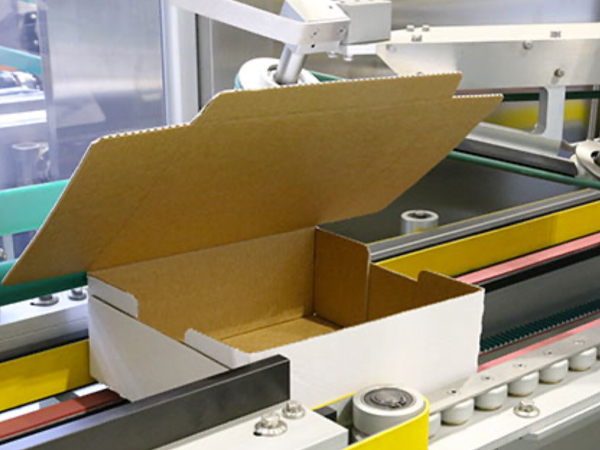 Closing Machine - Packing solutions for the food industry