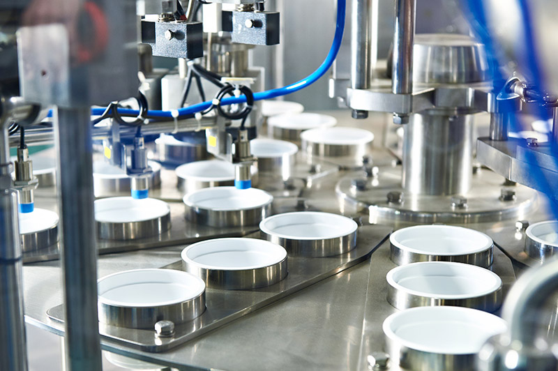 Food Processing Equipment - Image - VSM - Services