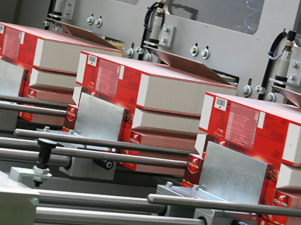 Box Forming Machines - Packing solutions for the food industry