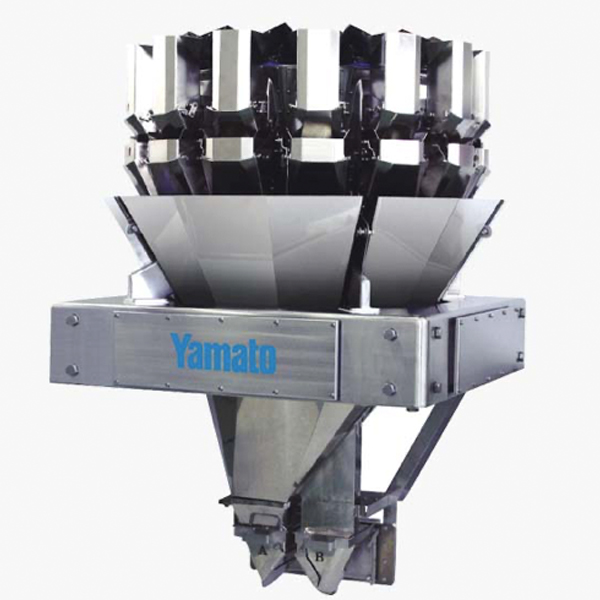 Omega Frontier Multihead Weigher- Value Stream Machinery - Yamato